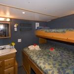 Cabin-8-Bunkbeds-Caribbean-Explorer-2-Explorer-Ventures-Liveaboard-Fleet