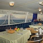Dinner-Time-Caribbean-Explorer-2-Explorer-Ventures-Liveaboard-Diving