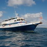 Vessel-on-water-Caribbean-Explorer-2-Explorer-Ventures-Liveaboard-Diving