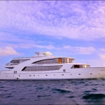 Vessel-Starboard-sunset-Carpe-Novo-Explorer-Maldives-Explorer-Ventures-Liveaboard-Diving