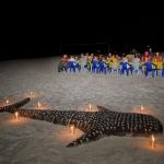 Beach-barbeque-dinner-Carpe-Vita-Explorer-Maldives-Explorer-Ventures-Liveaboard-Diving