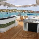 Sundeck-BBQ-Humboldt-Explorer-Galapagos-Explorer-Ventures-Liveaboard-Diving