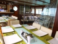 Dining-table-Humboldt-Explorer-Galapagos-Explorer-Ventures-Liveaboard-Diving