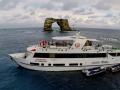 Vessel-port-darwins-arch-close-Humboldt-Explorer-Galapagos-Explorer-Ventures-Liveaboard-Diving