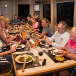 Dinner-Time-Turks-and-Caicos-Explorer-2-Explorer-Ventures-Liveaboard-Diving