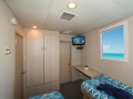 Cabin-3-Twin-with-TV-Turks-and-Caicos-Explorer-2-Explorer-Ventures-Liveaboard-Diving