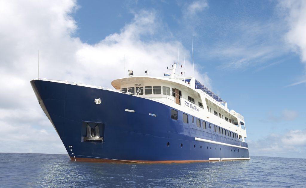 Blue Manta Explorer, Indonesia | Explorer Ventures