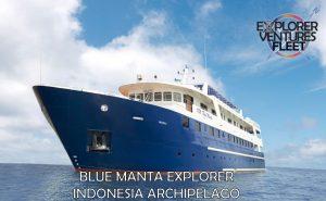 Blue Manta Explorer, Indonesia