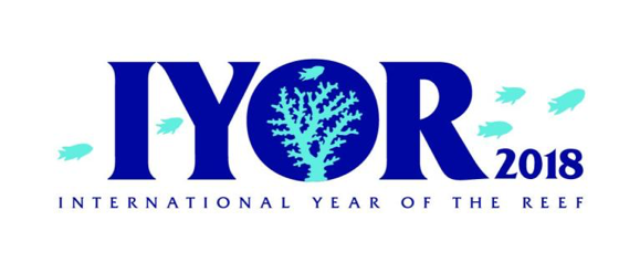 International Year of the Reef, IYOR 2018 Logo