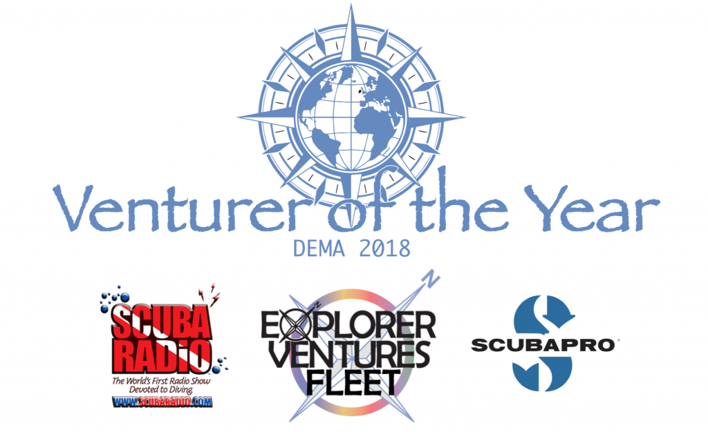 DEMA 2018 | Venturer of the Year Contest
