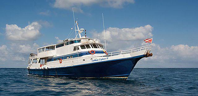 Saba - St. Kitts Liveaboard | Caribbean_Explorer