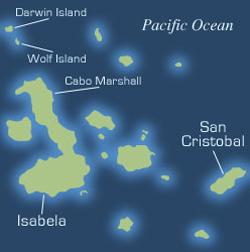 Galapagos liveaboard | galapago islands map | Explorer Ventures